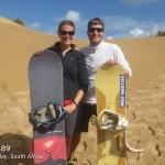 sandboarding South Africa