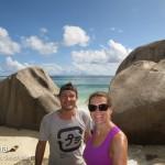Anse Source d'Argent Boulders