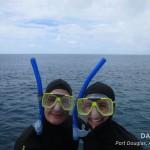Snorkeling at Opal Reef
