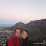 Full Moon at Lions Head