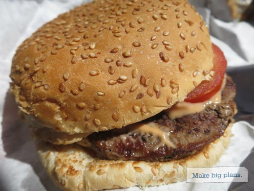 Steer Burger, South Africa